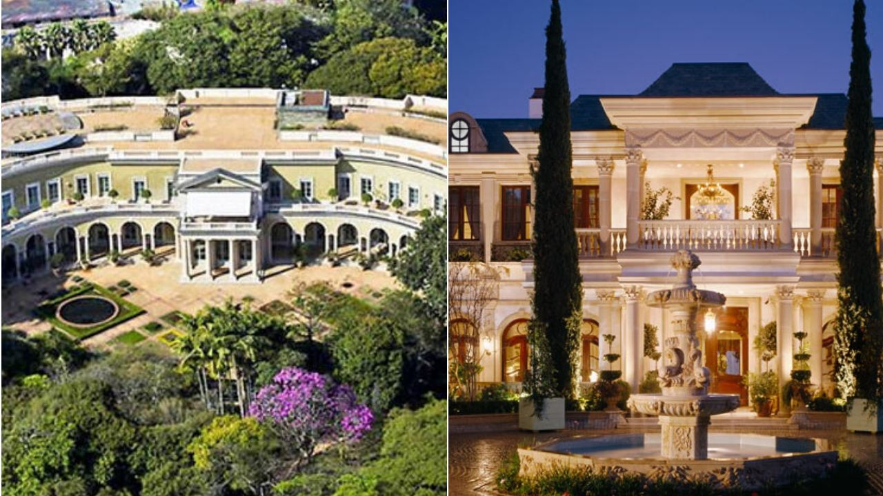 The One (Bel-Air, California), Safra Mansion (San Paolo, Brasile)